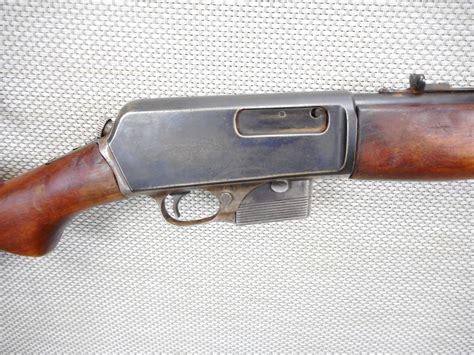Winchester Model 1907sl Caliber 351 Sl