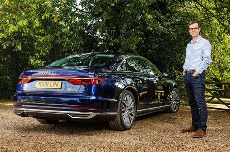 Review Audi A8 L by Audi A8 L 2018 Term Test Review Car Magazine