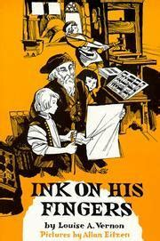 ink   fingers  louise  vernon