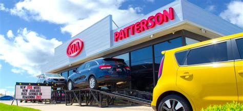 Patterson Kia Arlington by Patterson Kia Of Arlington Arlington Tx 76018 Car