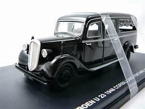 Citroen Fontaine : miniature fourgon corbillard citroen u23 1948 perfex ~ Gottalentnigeria.com Avis de Voitures
