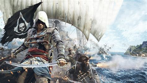 assassins creed  black flag game wallpapers hd