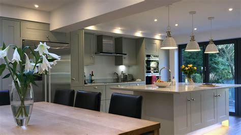 Recessed Kitchen Lighting Ideas - kitchen diner re model surveycloud