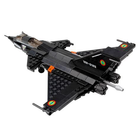 Dassault Rafale Fighter Building Block Plane