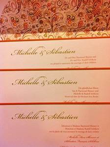 12 best bilingual wedding invitations dual language With wedding invitations in french language