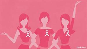 Breast Cancer Awareness Backgrounds ·①