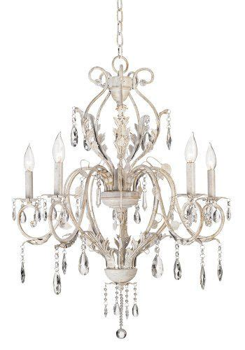 17 best ideas about shabby chic chandelier on