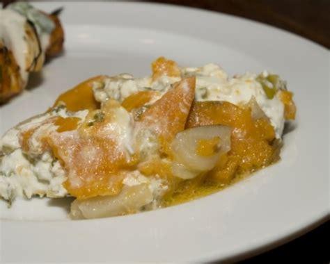 white potato recipes sweet and white potatoes with cilantro cream recipe food com