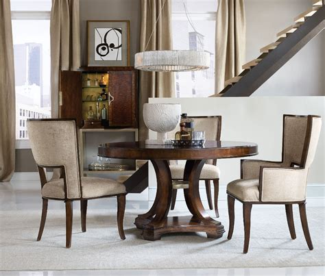 Hooker Furniture Dining Room Skyline Round Dining Table. Purple Table Runner. Twin Bunk Beds With Drawers. Bottom Drawer Slides. Macy's Coffee Table. Hospital Desk Jobs. Gold Table Overlay. Espresso Finish Desk. Small Black Desks