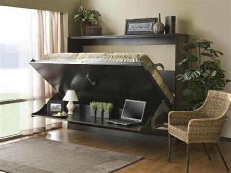 murphy bed desk ikea small apartmentstudio