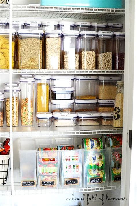 kitchen storage container pantry organization via a bowl of lemons i need 3139