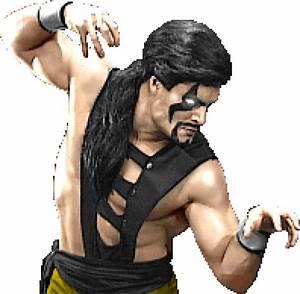 Shang Tsung (Mortal Kombat) Young/MK3. Minecraft Skin