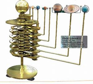 My Scale Eaglemoss Builds: Build A Model Solar System ...