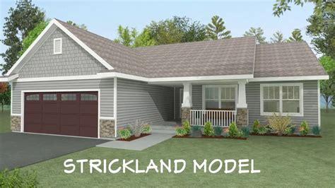 wausau homes strickland model youtube
