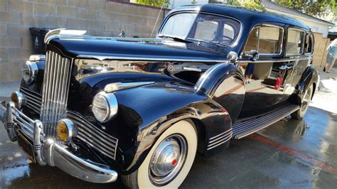 1942 Packard 160 For Sale #1975937  Hemmings Motor News