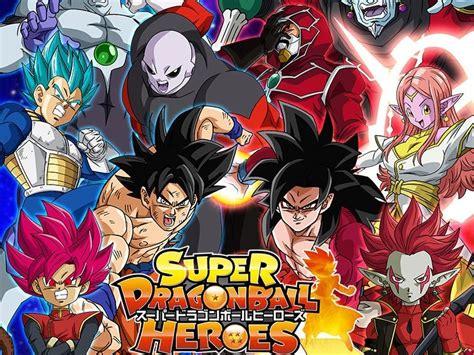 confirmado nova producao em anime de super dragon ball