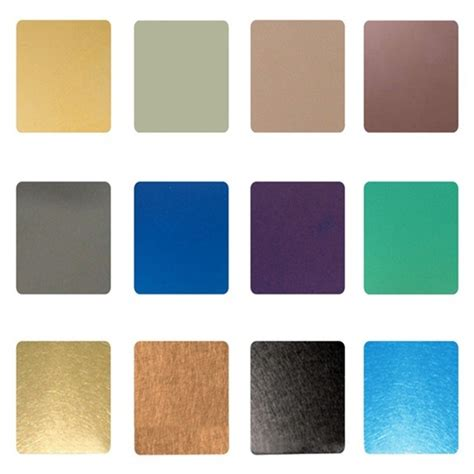 steel color gallery