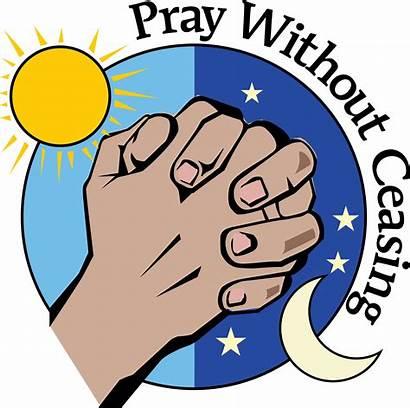 Prayer Clipart Pray Evening Prayers Scripture Clip