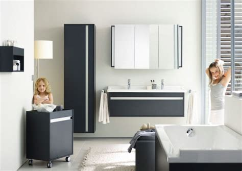 Universal Set Of Bathroom Furniture by Bathroom Furniture From Duravit Duravit