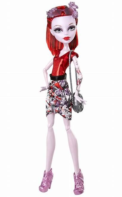Monster Operetta Boo York Doll Play Clawdeen