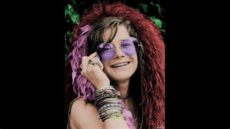 in color concert janis joplin w big the holding co reunion