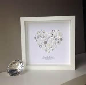 silver anniversary gift 25th wedding anniversary gift button - 25th Wedding Anniversary Gifts