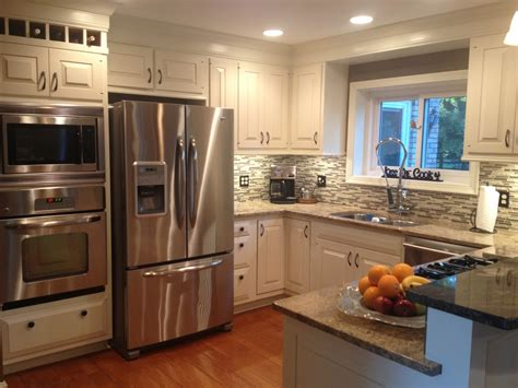 Kitchen Remodeling Ideas On A Small Budget - four seasons style the new kitchen remodel on a budget