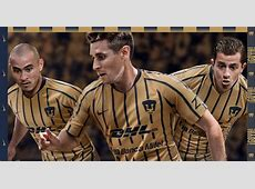 Pumas UNAM 1819 Away Kit Revealed Footy Headlines