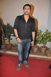 Music Director Himesh Reshammiya at the wedding reception ...