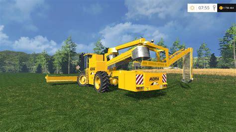 Mod Bmw Farming Simulator 2015 by Ropa Maus 3 For Fs 15 Vehicles Farming Simulator