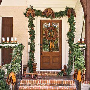 Holiday Front Door Southern Living