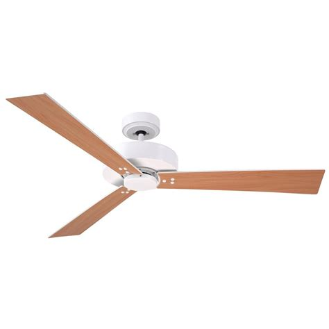 home depot emerson ceiling fans emerson keane 52 in satin white ceiling fan cf320wsw