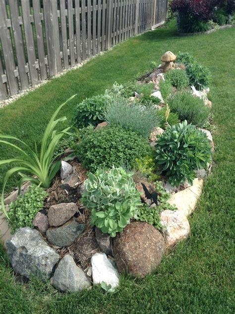 25 best ideas about rockery garden on