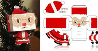 9 best images of printable paper crafts free printable christmas paper crafts free printable