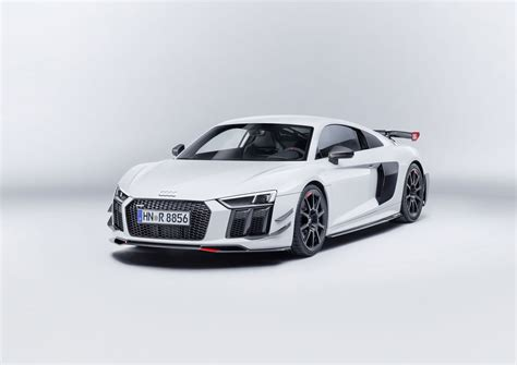 Audi Parts by Audi Performance Parts Give R8 And Tt Rs Furious Faces