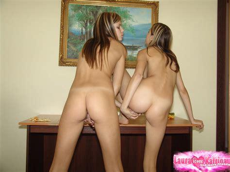 Lauraloveskatrina Lesbian Virgin Teen Sex