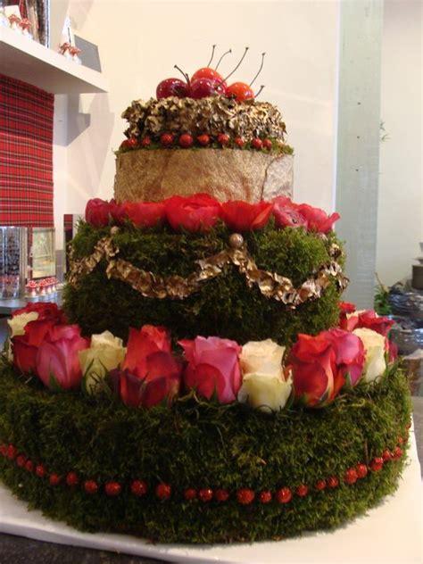 Bloemen taart | Creatie's bloemen | Pinterest | Bloemen