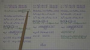 Parabel Schnittpunkt Berechnen : schnittpunkte parabel parabel berechnen aufgabe 1 youtube ~ Themetempest.com Abrechnung