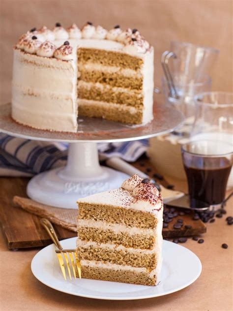coffee tres leches cake video tatyanas everyday food