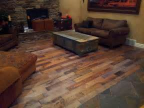 scraped mixed specie wood planks rustic hardwood flooring salt lake city by wood
