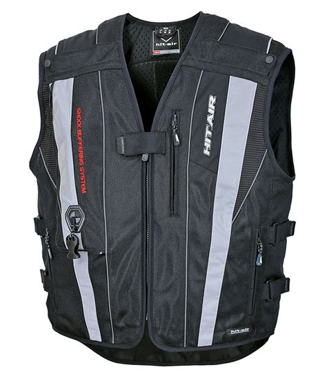 motorcycle jacket vest 2018 hit air motorcycle airbag vest jackets are they