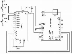 Gammon Forum   Electronics   Microprocessors   74hc4051