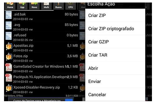 baixar arquivo kali linux zip file for android