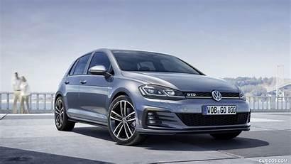 Golf Gtd Volkswagen Vw Facelift Gte Hintergrundbilder