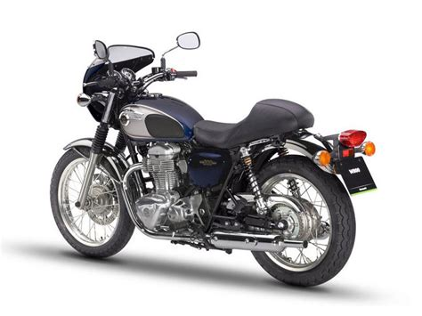 W800 Image by 2014 Kawasaki W800 Cafe Style Review Top Speed