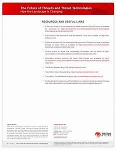 Trend Micro Annual Report: The Future of Threats and ...