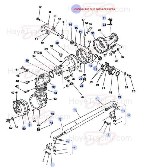 wd external yanmar tractor parts