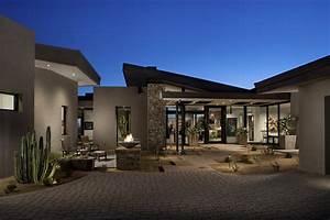 Project Feature: Contemporary Desert Mountain Estate