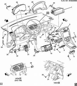 Chevrolet Equinox Control  Heater And Air Conditioning  A
