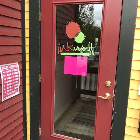 And the inkwell now accept credit cards. photo2.jpg - Picture of The InkWell Coffee & Tea House, Littleton - Tripadvisor